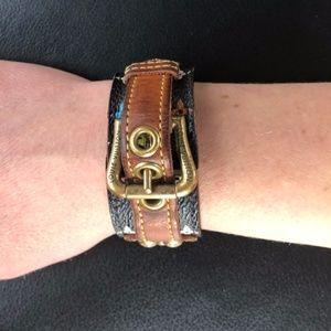 Louis Vuitton Jewelry - Louis Vuitton Monogram Theda Bracelet.